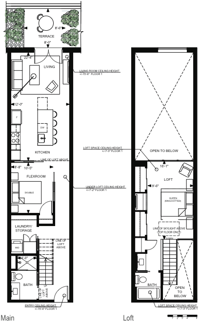Q Lofts   Q8 Blueprint